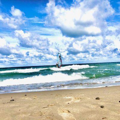Windsurfen Sophia